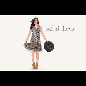 NWOT Cabi Safari Dress size SMALL